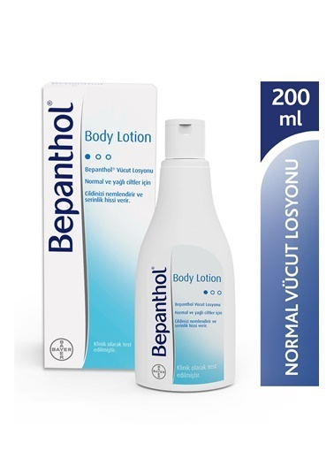 Bepanthol Bepanthol Body Lotion 200ml Renkli
